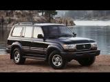 Lexus LX 1996-2018