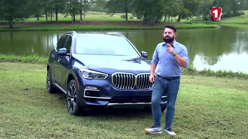 ПЕРШИЙ ТЕСТ із Юрієм Рихликом тест-драйв BMW X5 (БМВ Х5)