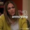 """Jennifer Lopez on Instagram """"Tag the friend who always has to watch their mouth! 🤬 I'll go first, @leahremini 🤣😘🥰 secondact limitless"""""""