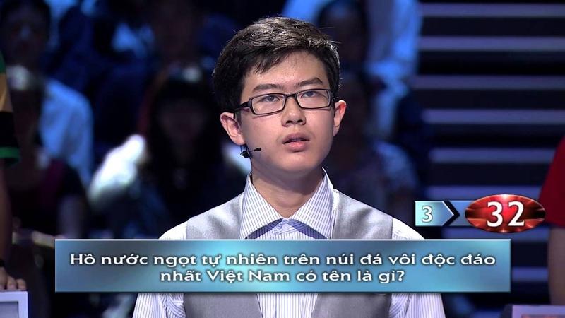[Chinh Phục - Vietnam's Brainiest Kid 2013] Show Thi Tuần 21 - 07/04/2014