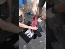 У Вінниці спалили футболки з Путіним - С14
