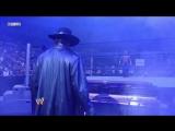 The Undertaker vs Guererro SmackDown 2008 Casket Match