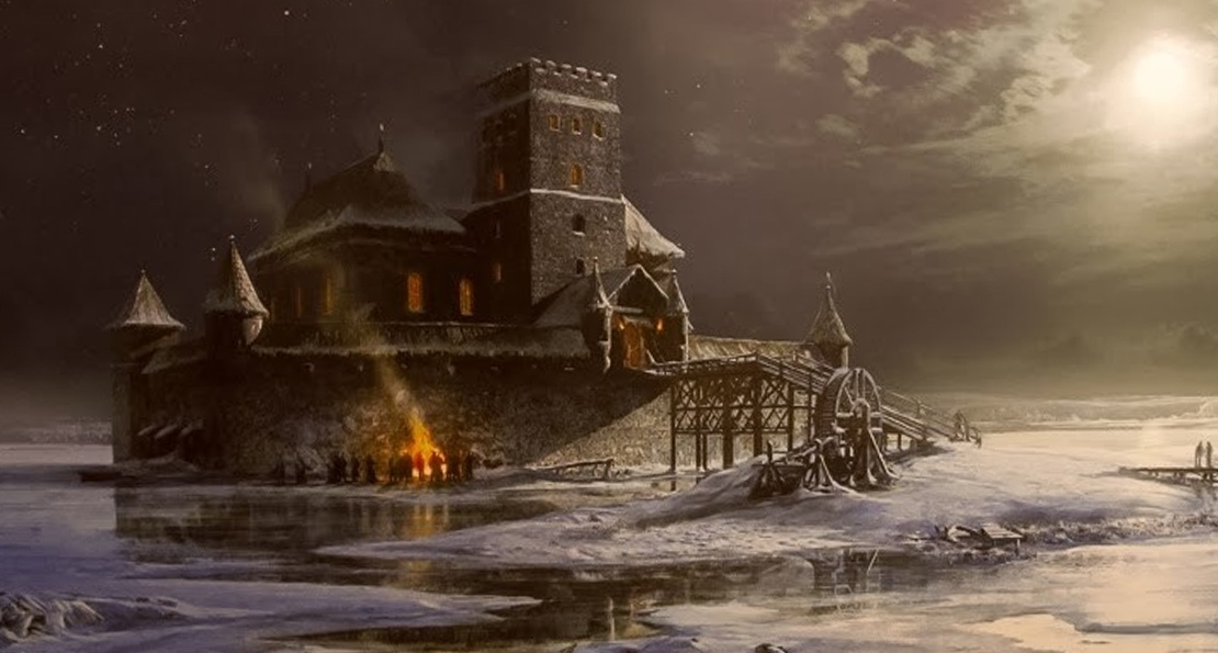 Замок в Троках