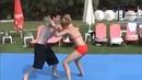 Women wrestling Really Great and Beautiful Wrestling Women Vs Men 1