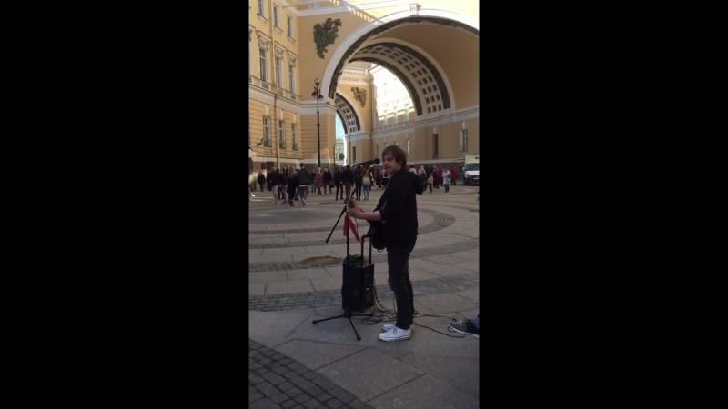 Артем КоТ Ветров - Метель (ковёр ДДТ) спб Санкт Петербург