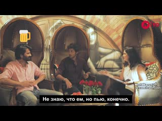 Блиц-опрос Баруна и Амартьи (09.03.19)