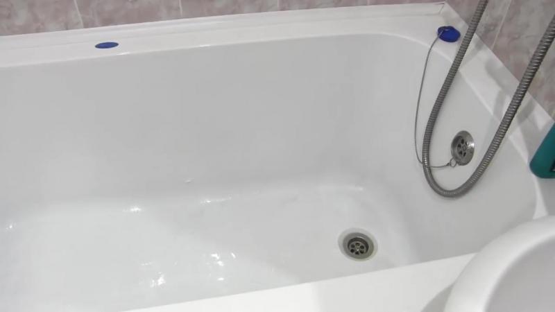[Elena Matveeva] Белоснежная ванна за 5 минут чудо-средством