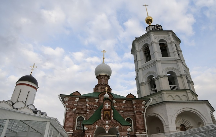 Россия: Николо-Пешношский монастырь/Russia: Nikolo-Peshnoshskiy monastery