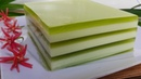 Cách làm Thạch Rau Câu Lá Dứa đường phèn ngọt thanh tại nhà rất dễ làm