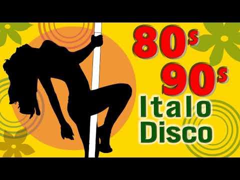 Best of Italo Disco 80s 90s Greates hits - Euro Disco Classic Megamix - Golden Oldies Disco Hits Mix