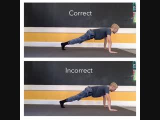 10 - Pushups - wide elbows