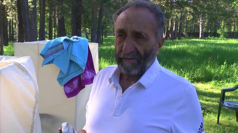 Сам изобретатель о своей чудо Паровой кабинке Здрава физик ядерщик Крылепов Валерий Иннокентьевич