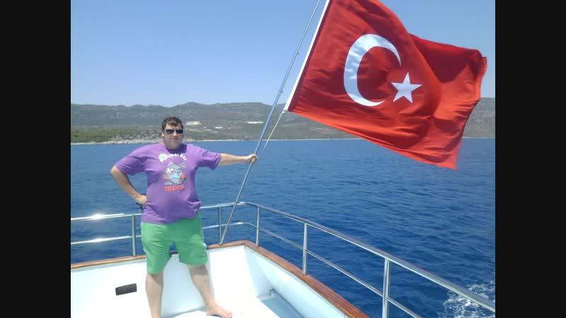 2013-07-24 - Турция Аня и Вова