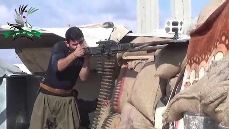 كتائب شمس الشمال الوية فجر الحرية كوباني 25- 11 -