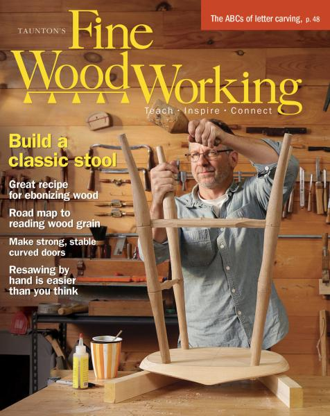 Fine Woodworking – May-June 2019