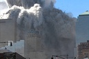 WTC Tower 1 Collapse from West Side Hwy. 720p