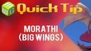 Большие крилья Морати (Quick Tip: Morathi (big wings))