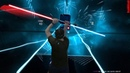 Beat Saber Believer Expert Darth Maul style Believe the power of the dark side First try