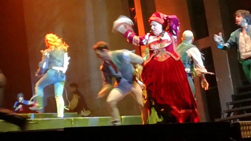 Romeo e Giulietta - Ama e cambia il mondo - Brescia 20.10.18 - Belli e Brutti