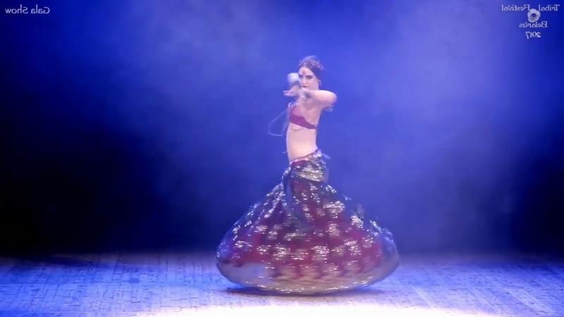 Turkey The Ottoman Empire Olga Meos @ Tribal Festival in Belarus 2017 mirror