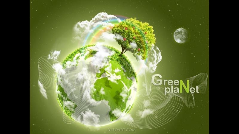 Зеленая планета. HD 4k Выпуск 1. Нефтяные разливы Россия/2018
