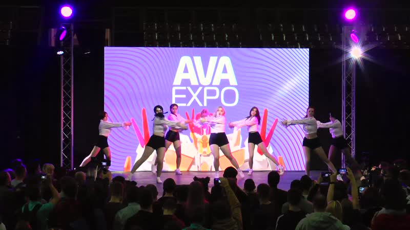 08 - AvaExpo 2018 - Day 1 - Dreamcather - Full Moon dance cover by Fly High