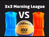 Blue VS Orange - Selection February 25, 2019 3х3 Morning League
