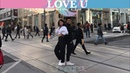 KPOP IN PUBLIC TORONTO Chungha 청하 Love U Dance Cover KCITY PATREON REQUESTED