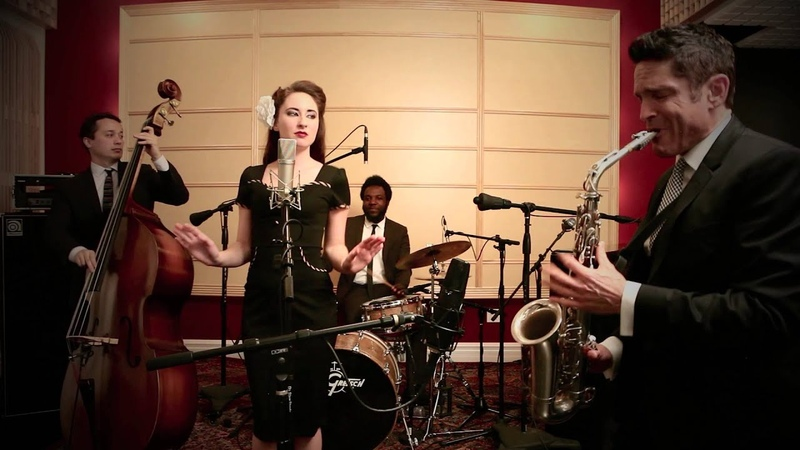 Careless Whisper Vintage 1930's Jazz Wham Cover feat Robyn Adele Anderson Dave Koz
