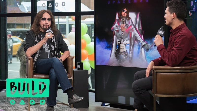 Ace Frehley Discusses His 8th Solo Album, Spaceman