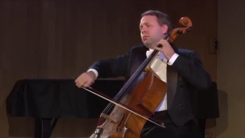 Allegro moderato из сонаты «Арпеджионе» Франца Шуберта