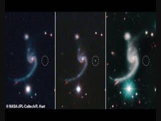 Астрономы увидели рождение системы двойных нейтронных звезд