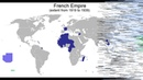 TOP LARGEST EMPIRES IN HISTORY