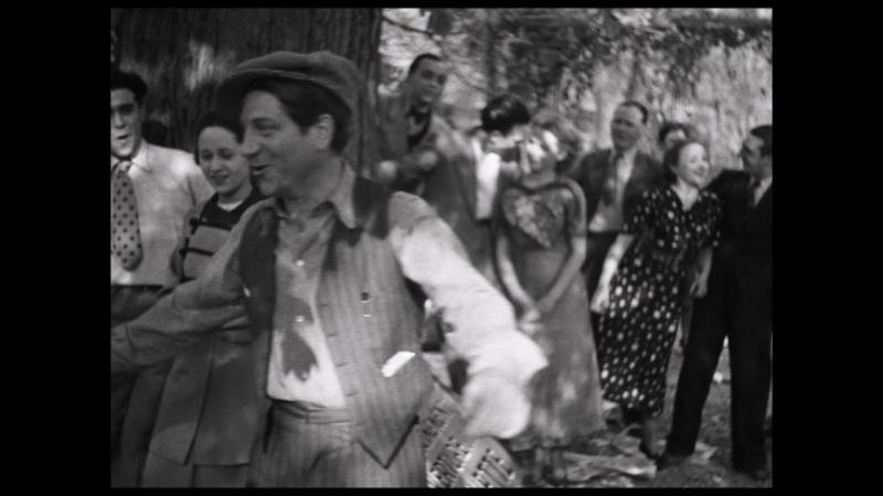 Jean Gabin - Raymond Cordy - Fernand Charpin. La Belle Équipe. 1936