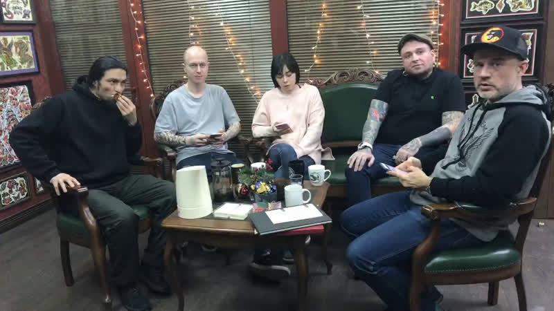 Новогоднее чаепитие 2