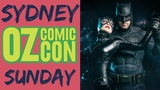 SYDNEY COMIC-CON 2018! Sunday as Batman Returns Catwoman (again)!