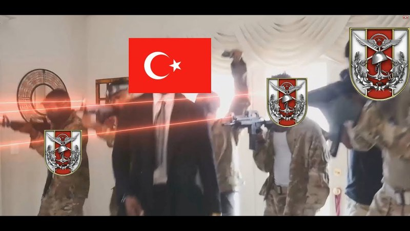 When you Don't know you are attacking to Turkey