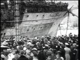 Генерал А.И Деникин прибыл с войсками в Ялту 1918г.