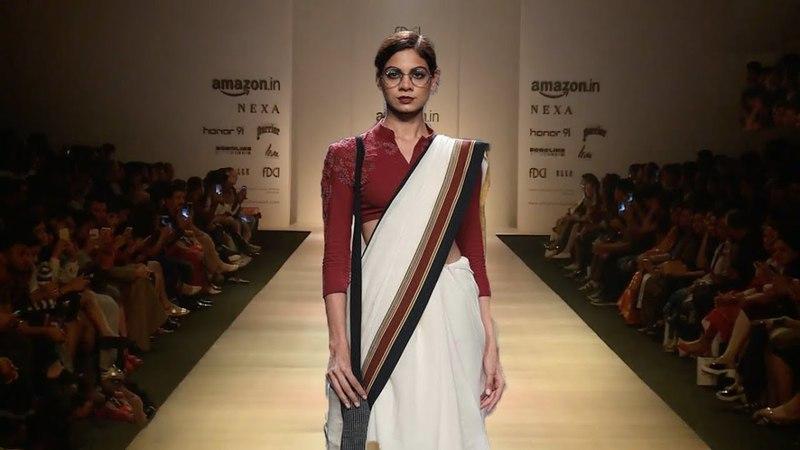 Anju Modi | Spring/Summer 2018 | India Fashion Week