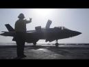 F-35B From USS Essex Conducts Its 1st Combat Strike