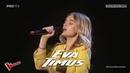 Eva Timus o face de ras pe Adele cu interpretarea piesei Skyfall (Vocea Romaniei 5 Octombrie 2018)