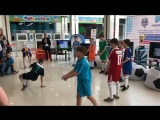 НОВАТЭК- турнир по киберспорту FIFA18