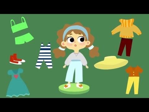 Lisas Kleider. Folge 5. Der Tag am Strand
