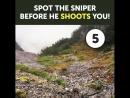 Can you find a sniper