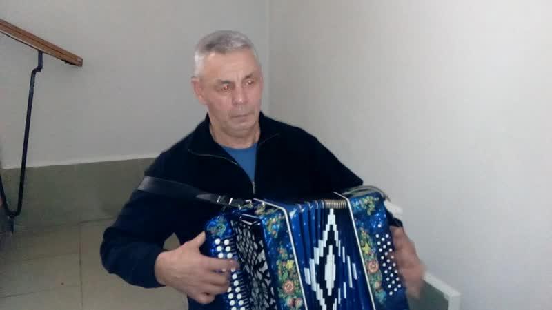 День Победы Играет Александр Дикарев