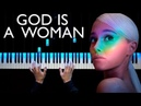 Ariana Grande God is a woman Piano cover How to play Sheets