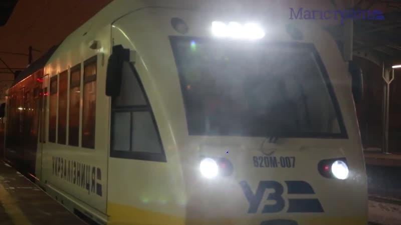 Kyiv Boryspil Express перетнув 100-тисячний рубіж перевезених подорожуючих менш ніж за 2 місяці.