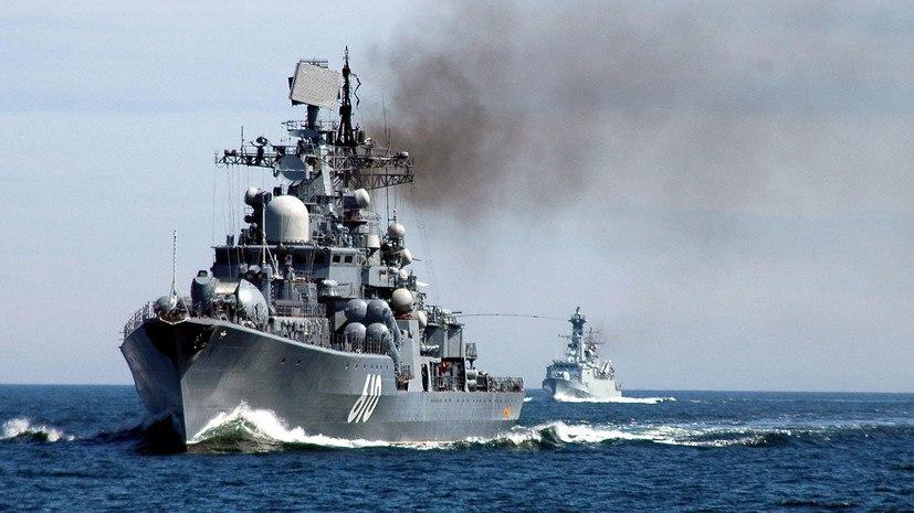 Как создавался и развивался Балтийский флот России