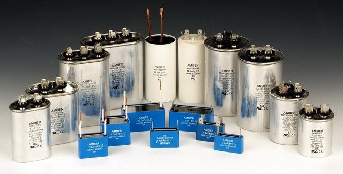 Что такое моторный конденсатор?