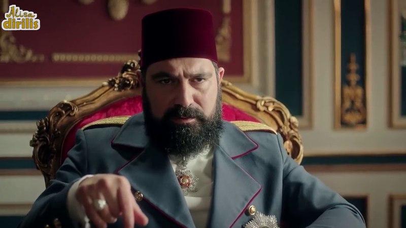 Права на престол Абдулхамид Второй анонс 49 серии